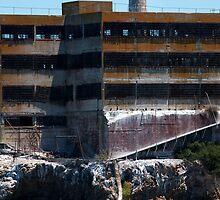 Alcatraz IV  by ZWC Photography