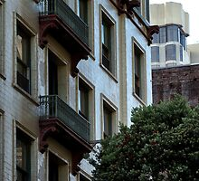 San Francisco Architecture  by ZWC Photography