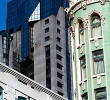 San Francisco Architecture II by ZWC Photography