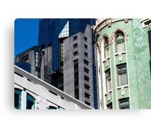 San Francisco Architecture II Canvas Print