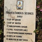 Nada's Famous Scones by ScenerybyDesign