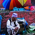 At the Markets, Kathmandu. by KerryPurnell