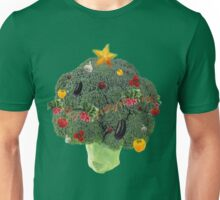 Merry Veggie Christmas! Unisex T-Shirt