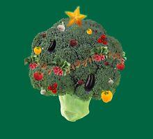 Merry Veggie Christmas! Unisex T-Shirt