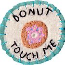 donut touch me by lazyville
