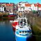 Fishing Boats at Pittenweem Harbour by The Creative Minds