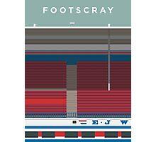 Footscray Photographic Print