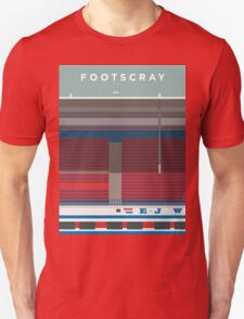 Footscray Unisex T-Shirt