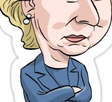 Kim Campbell Sticker