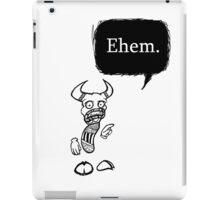 Ehem. iPad Case/Skin