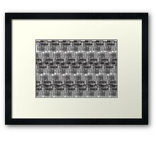 Mixed person Framed Print