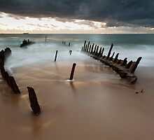 Sun a rise... by Mel Brackstone