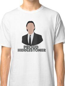 Proud Hiddlestoner Classic T-Shirt