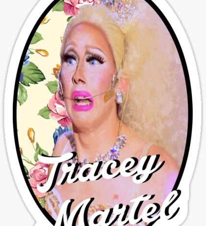 tracey Sticker