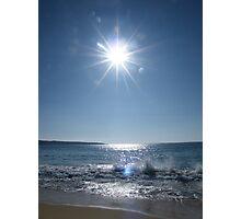 Shining Brightly Photographic Print