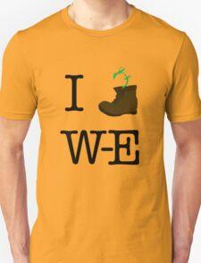 Hellllooooo, Dolly! (I Heart Wall-E) Unisex T-Shirt