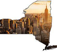 New York by Trippy Leaf