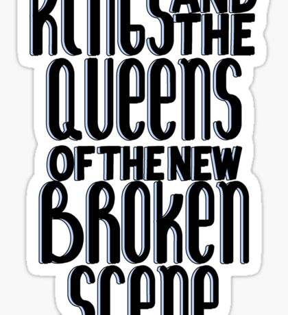 5SOS-Kings And The Queens Vers. 2 Sticker