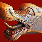 Carving by Leon Heyns