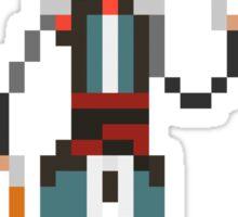 Pixel Edward Sticker