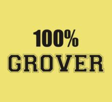 100 GROVER Kids Clothes