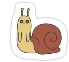 Adventure Time Snail - Small Set Vertical Sticker
