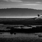 Paddel-boarder Point RoadKnight by LieselMc