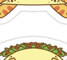 2 Tacocats Sticker