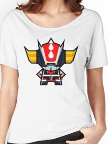 Mekkachibi Grendizer Women's Relaxed Fit T-Shirt
