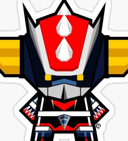 Mekkachibi Grendizer Sticker