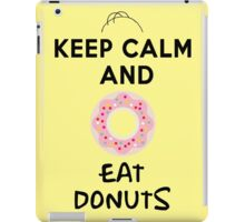 Donuts iPad Case/Skin