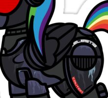 My Little Portal - DASH-E Mk.VI Sticker