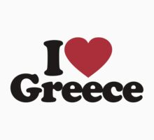 I Love Greece by iheart