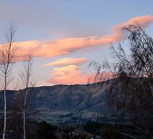 Painted Clouds - Sunrise Wanaka - NZ by AndreaEL
