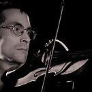 The Fiddler by Bree Schammer