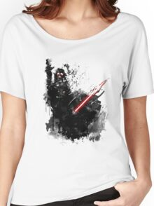 Darth Vader: Paint Women's Relaxed Fit T-Shirt