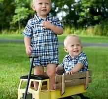 Trevor & Connor by eelsblueEllen