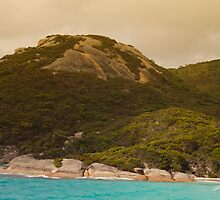 Two People's Bay, Albany, Western Australia #2 by Elaine Teague