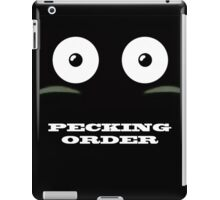 DBZ POPO PECKING ORDER iPad Case/Skin