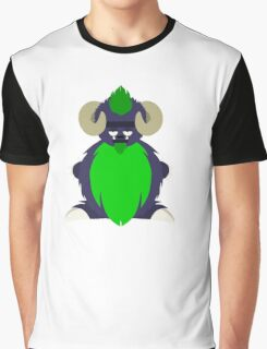 Meh the Monster Graphic T-Shirt