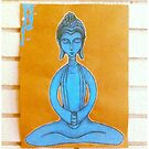 Blue Buddha by Eggloo