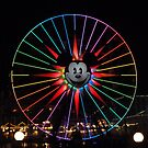 Mickey&#x27;s Fun Wheel by alliehabgood