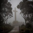 Macedon Cross by Jules Cardinale