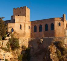 Castle of Ferragudo, Algarve, Portugal  Sticker