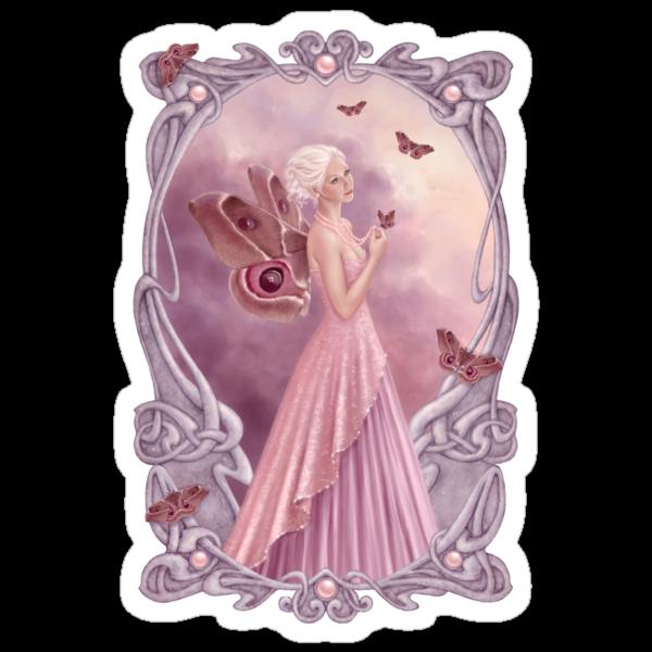 Pearl Birthstone Fairy by Rachel Anderson
