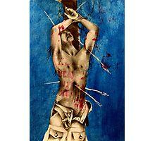 The Ecstasy Of Martyrdom  Photographic Print