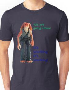 Jar Jar Star wars action figure Unisex T-Shirt