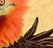 Bearded Vulture Sticker