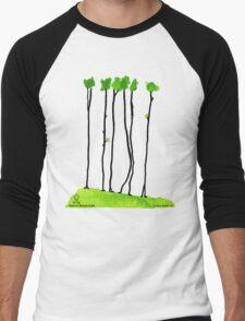 Nature Access Men's Baseball ¾ T-Shirt