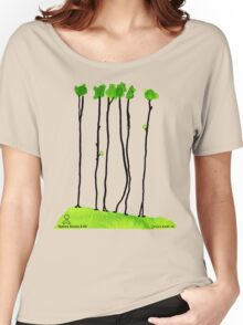 Nature Access Women's Relaxed Fit T-Shirt